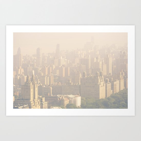 West Side Art Print