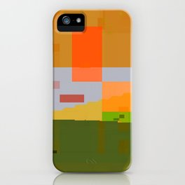 lookin' forward to spring iPhone Case