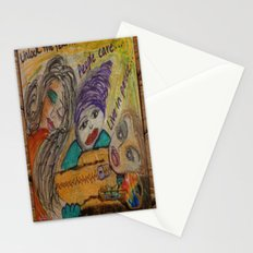 Unlock the Fear Stationery Cards