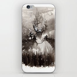 """Catchers Point"" iPhone Skin"