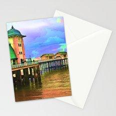 Penarth Pier Bright Stationery Cards