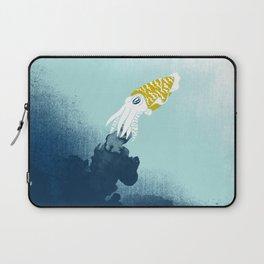 Intelligent Inker - Cranky Cuttlefish Laptop Sleeve