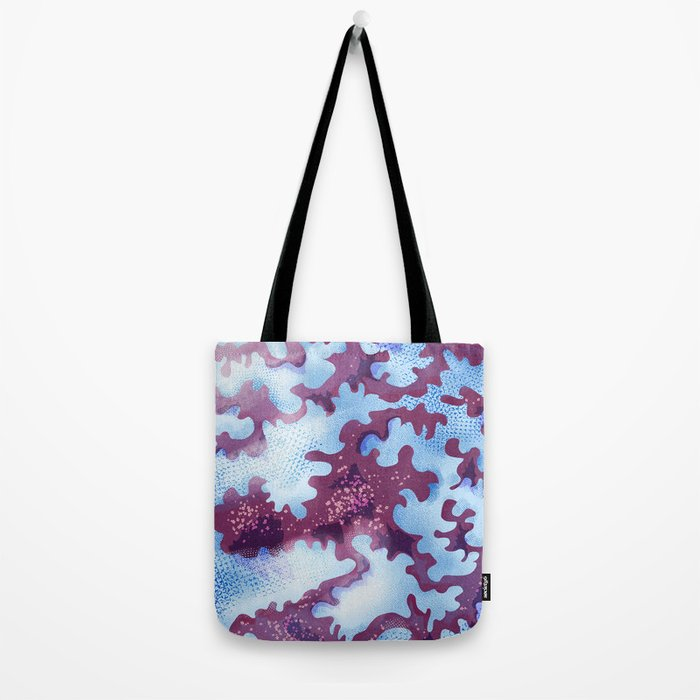 Lay of the Land, II Tote Bag