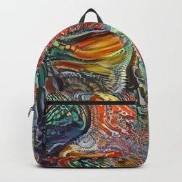 Monumental Color Torso Backpack