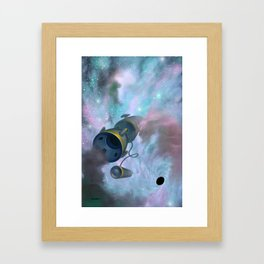 Anomaly Framed Art Print