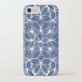 Blue night iPhone Case