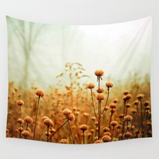 Daybreak in the Meadow Wall Tapestry