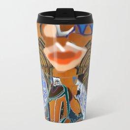 Proudly Back 115 Travel Mug