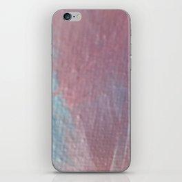 Space peace iPhone Skin