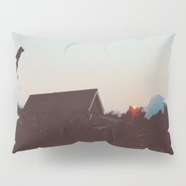 Dusk Over Vang Vieng Pillow Sham