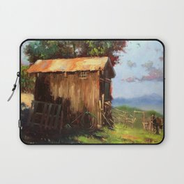 A Stable Home Laptop Sleeve