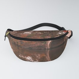 Central Park Fall Sunset Fanny Pack