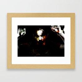Torment1 Framed Art Print