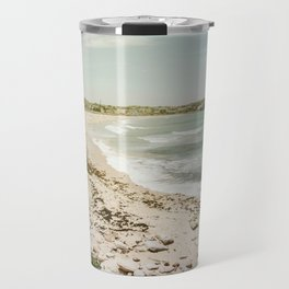 Bondi Beach   Sydney Australia Ocean Coastal Travel Photography Travel Mug