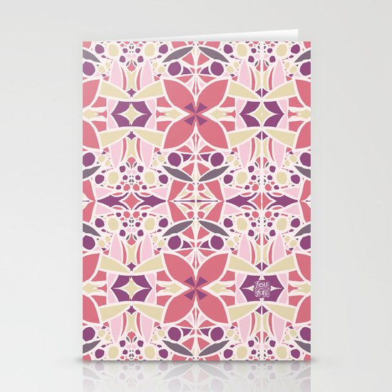 Petal Pusher Stationery Cards