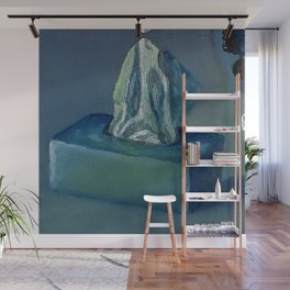 Tissue Box, Oil painting by Luna Smith Art, Luart Gallery Wall Mural