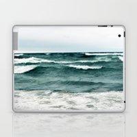 Turquoise Sea #1 Laptop & iPad Skin
