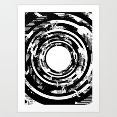 'UNTITLED #08' Art Print