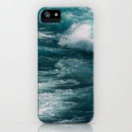 waves #society6 #decor #buyart iPhone Case