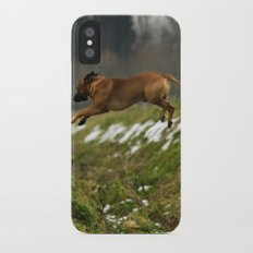 Super Dog Slim Case iPhone X