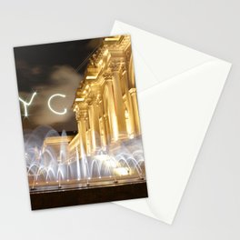 My Heart Belongs to New York City Stationery Cards