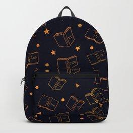 Classic Books Invert Sunset Backpack