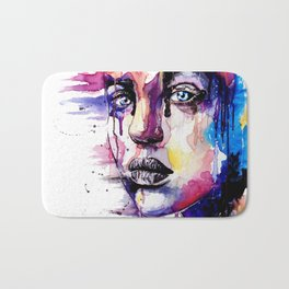 Colored soul Bath Mat