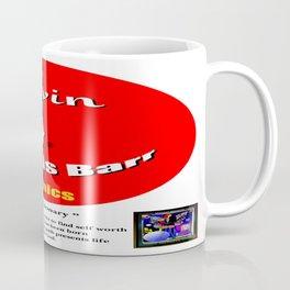KEVIN CURTIS BARR COMICS' LOGO Coffee Mug