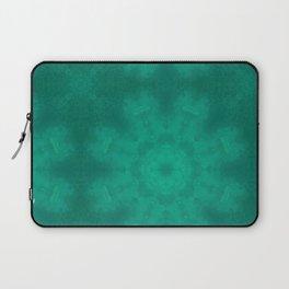 Heart Chakra Mandala fabric Laptop Sleeve