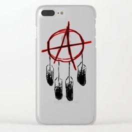 Punk Native Clear iPhone Case