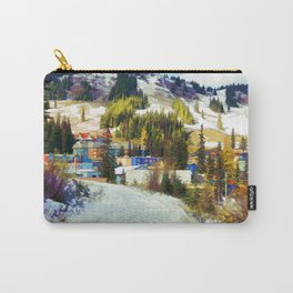 Mountain Haven Carry-All Pouch