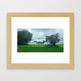 Farmhouse Framed Art Print