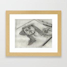 Creating the Dream Framed Art Print
