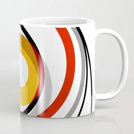 Circle Abstract Art Coffee Mug