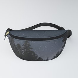 Star Night in the Woods | Nature and Landscape Photography Fanny Pack