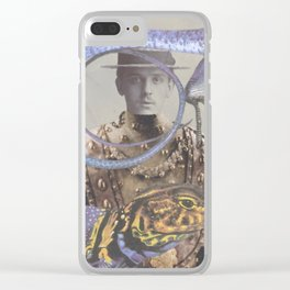 Salvaged Relatives (07) Clear iPhone Case
