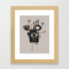 Dream Camera Framed Art Print