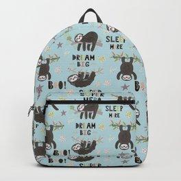 Super Hero Sloth Backpack
