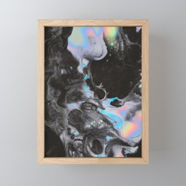 SEPARATE AND EVER DEADLY Framed Mini Art Print