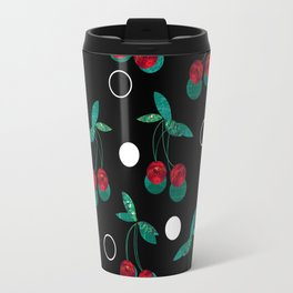 Disco cherry / Holiday edition Travel Mug