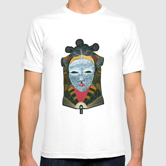 Black MASK T-shirt