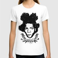 basquiat T-shirts featuring Basquiat by CLSNYC