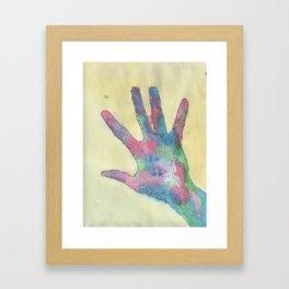 Insides Match the Outsides Framed Art Print
