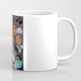 Film Crew Theory Design Coffee Mug