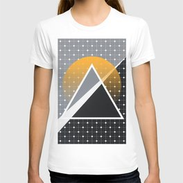 London - Abstract Sunset T-shirt