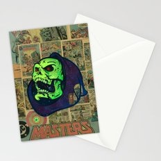 Skeletor Stationery Cards
