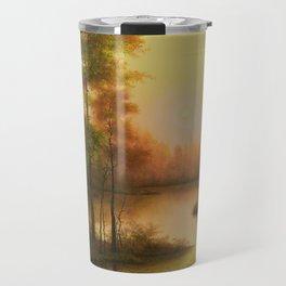Golden Image Travel Mug