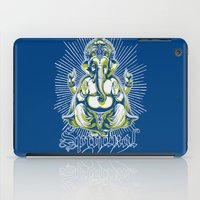 spiritual iPad Cases featuring Spiritual healer  by Tshirt-Factory