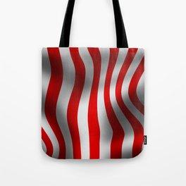 Circus pattern Tote Bag