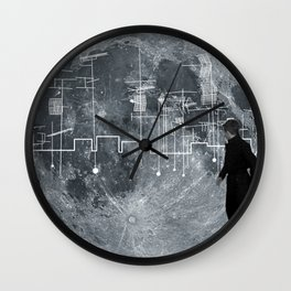 We are some incredible antennae Wall Clock